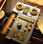 Steampunk Tricorder